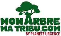 Logo Mon Arbre by Planete Urgence