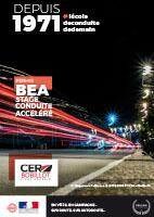 Brochure permis B automatique accéléré