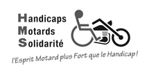 Logo Handicaps Motards Solidarité